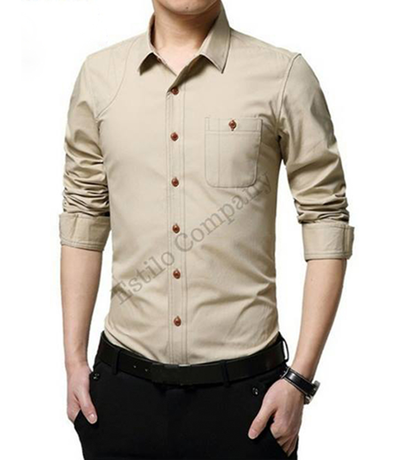 Men's Golden Pearl The Primo Shirt. EC-183 (D)