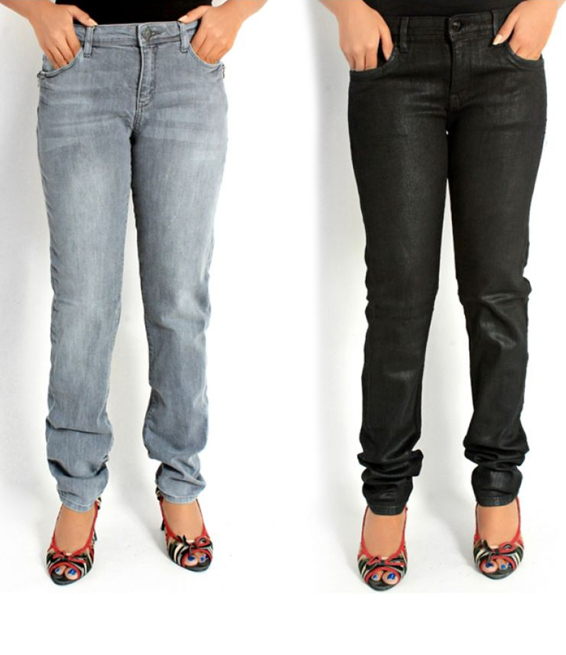 Women's Pack of 2 Denim Jeans. FF-0013