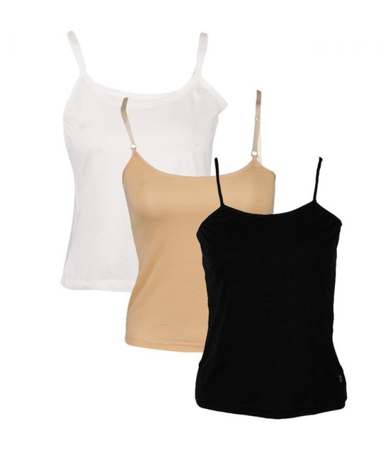 Women's Pack of 3 Tank Tops. FF-0038