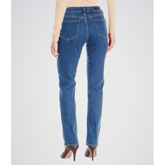 Classic Fit Straight Leg Jeans. KT-01017