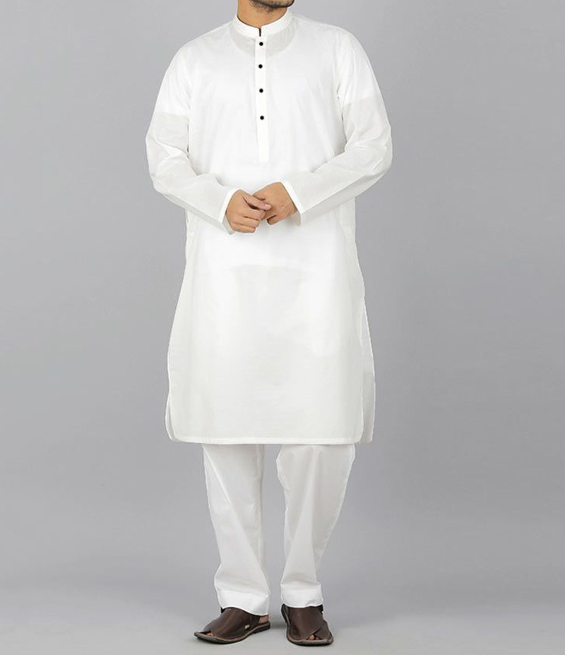 Men's Off-White Kurta for Men. OWW-03