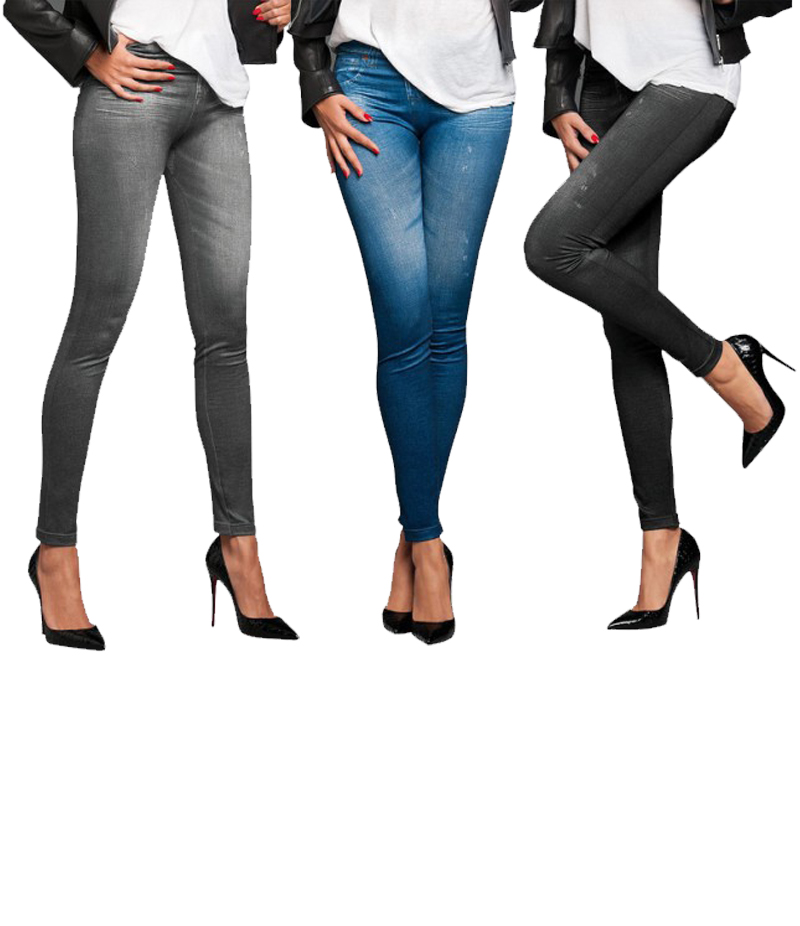 Women's Slim n Lift Caresse Jeans. SLJ-8910
