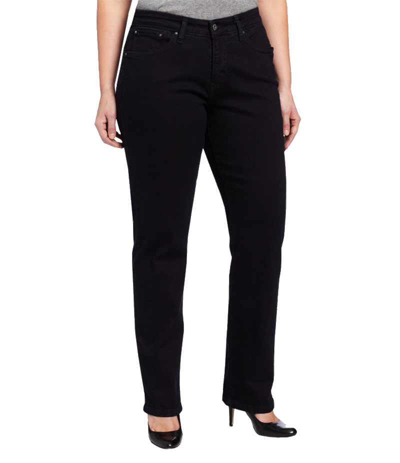 Women's Black Stylish Skinny Jeans. AJ-WM01
